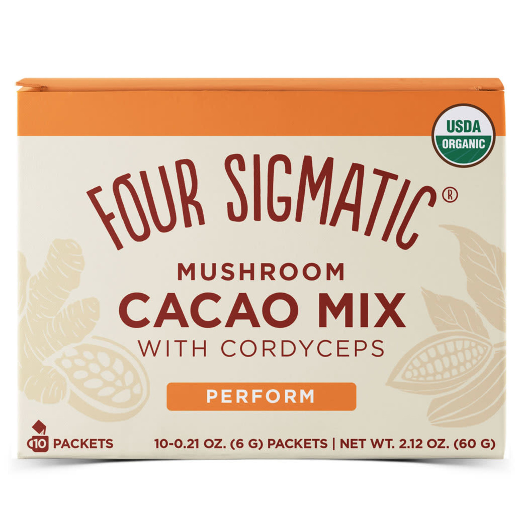 Four Sigmatic Four Sigmatic Mushroom Cacao Mix with Cordyceps