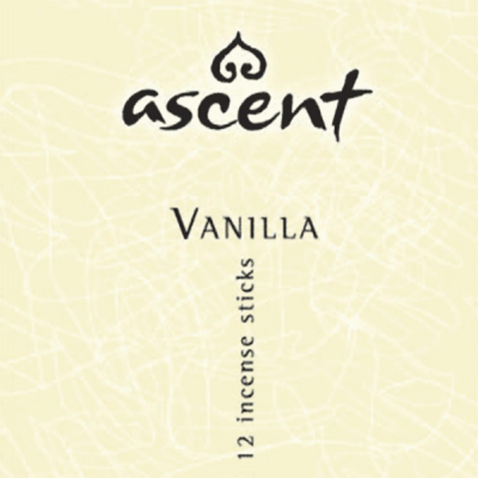 Ascent Ascent Vanilla Sticks