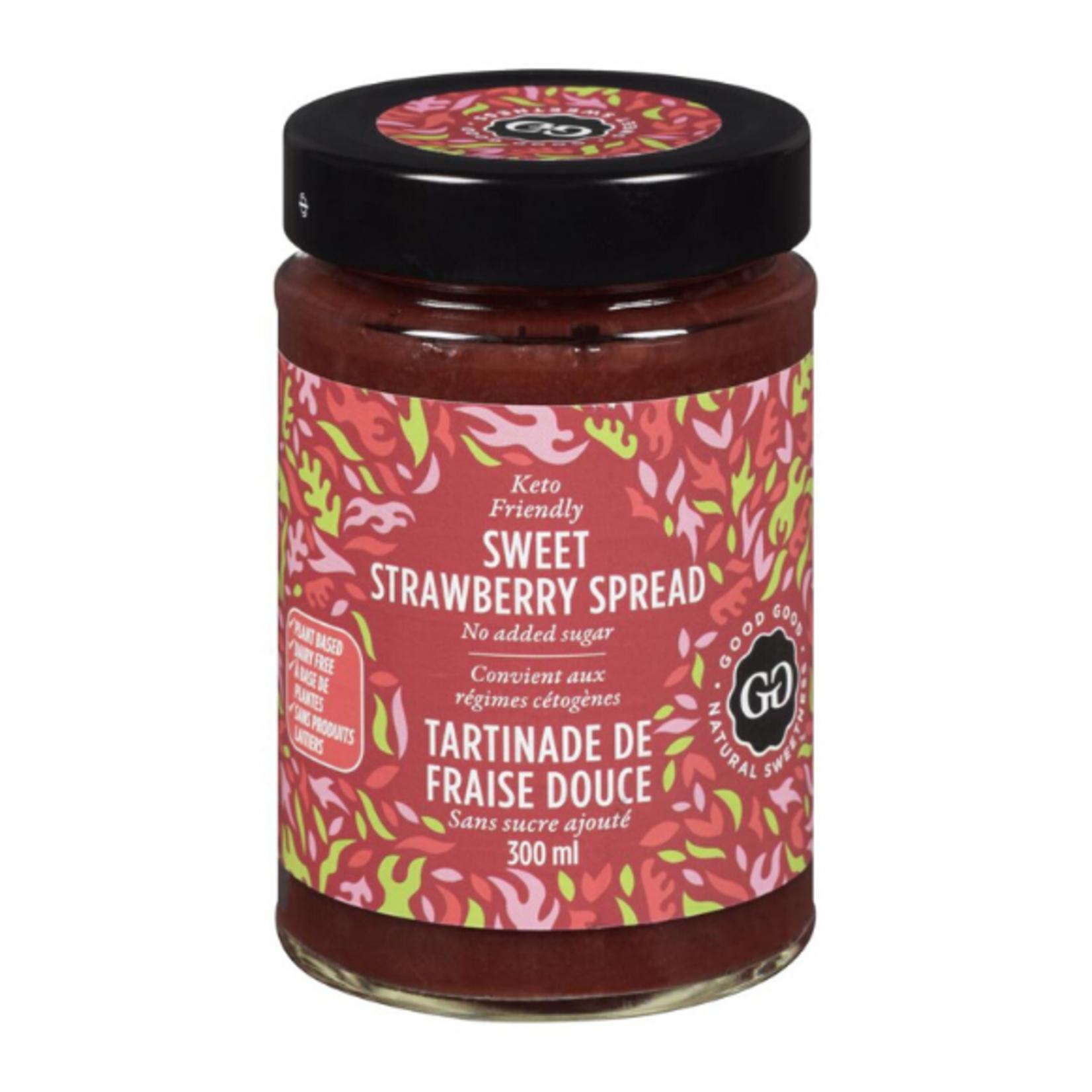 Good Good Good Good Sweet Strawberry Spread 300ml