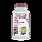Herbaland Herbaland Açai Berry Twist 90 gummies