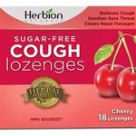 Herbion Herbion  Cherry Cough Lozenges 18ct