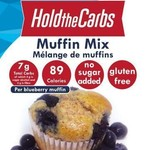 Hold The Carbs Hold The Carbs Muffins Mix 440g
