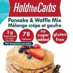 Hold The Carbs Hold the Carbs Pancake and Waffle Mix 320g