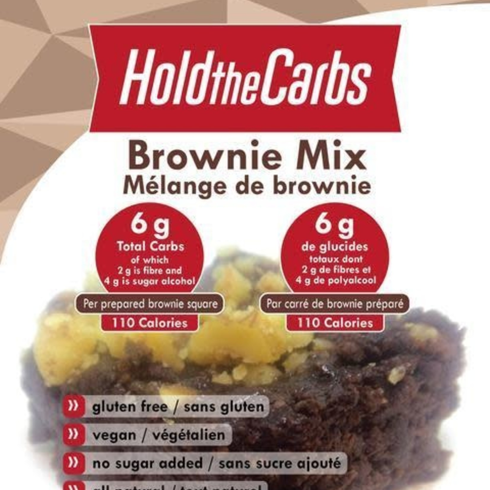 Hold The Carbs Hold the Carbs Brownie Mix 300g