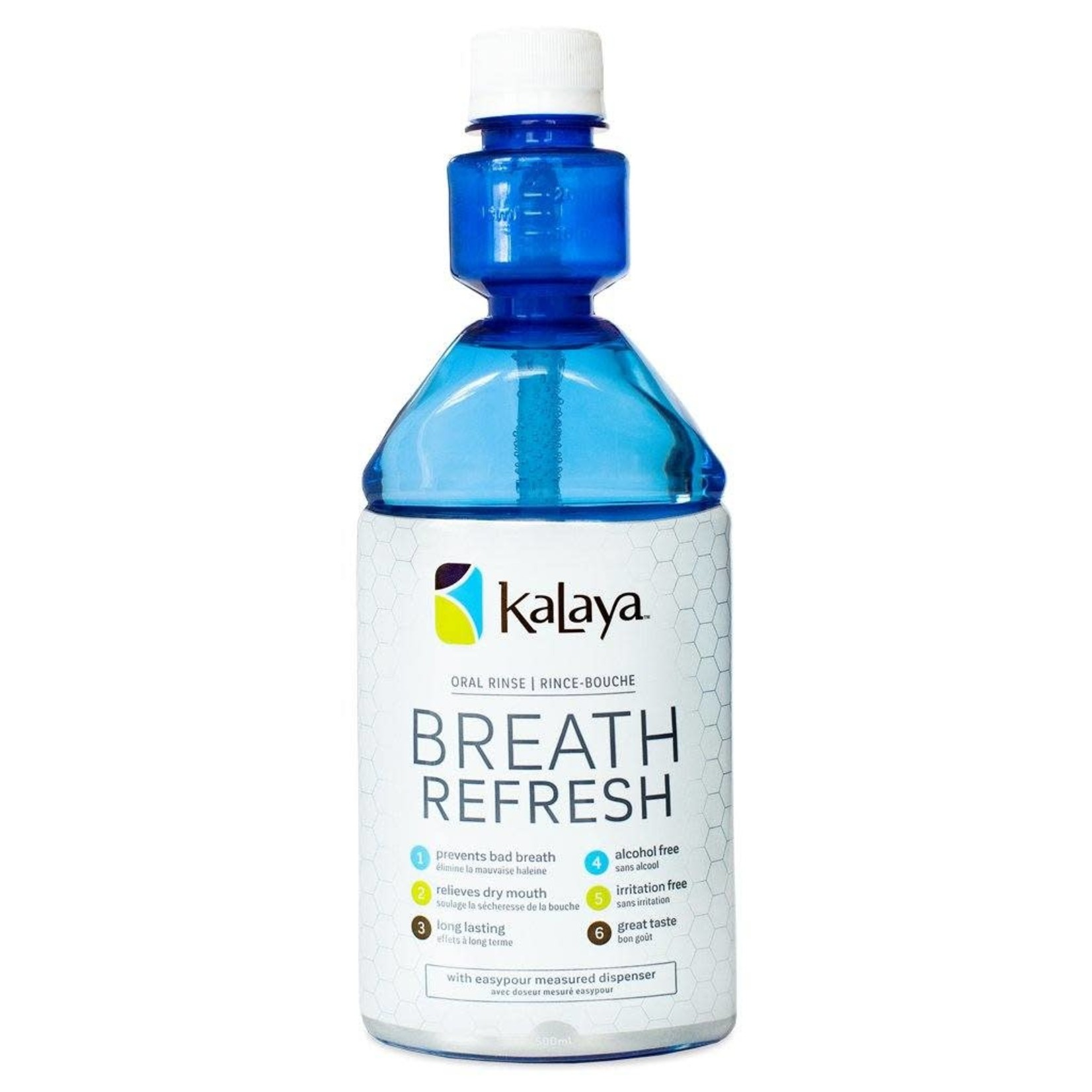 Kalaya Kalaya Breathe Refresh Oral Rinse 500ml