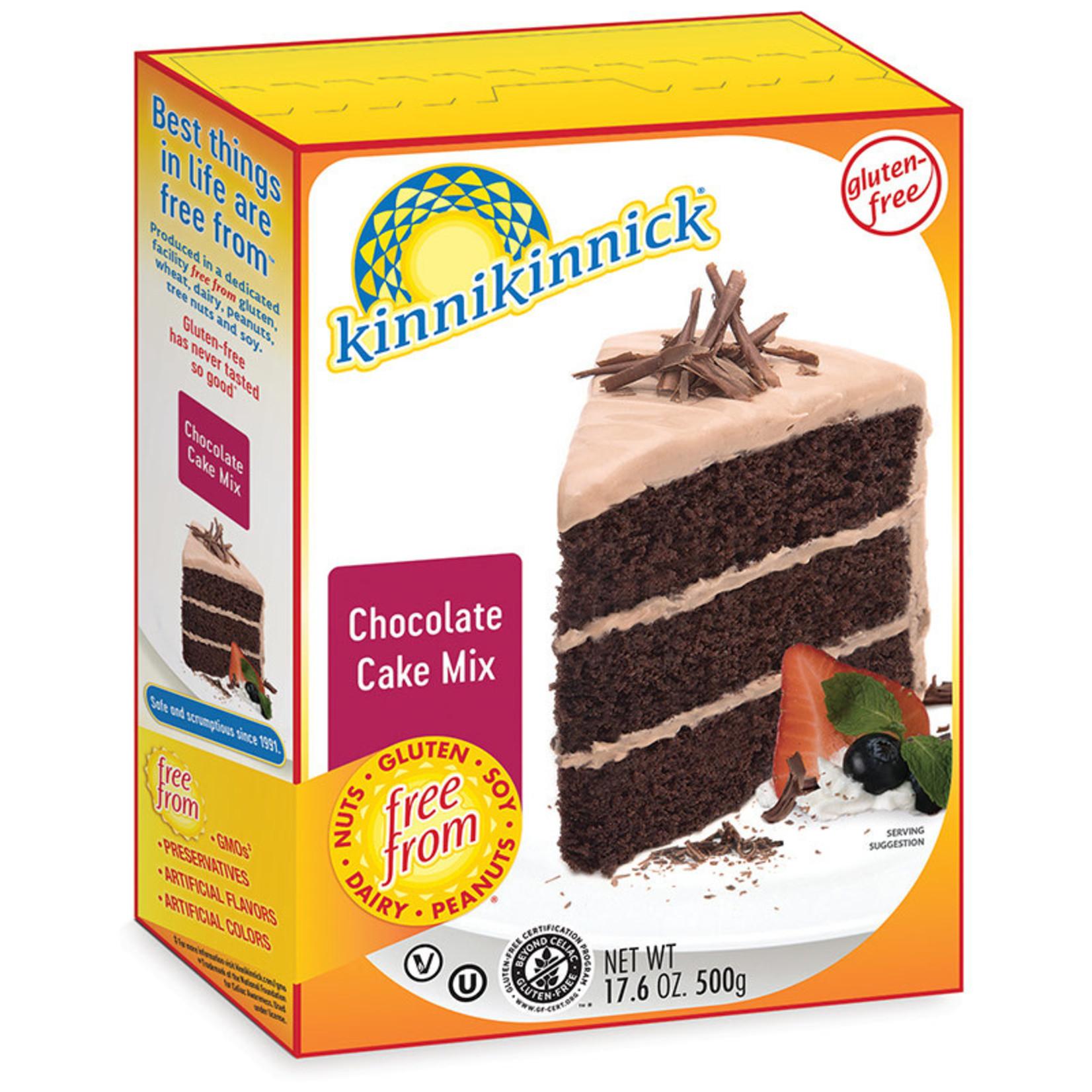 Kinnikinnick Kinnikinnick Chocolate Cake Mix