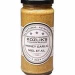 Kozlik's Kozlik's Honey Garlic Mustard 250ml