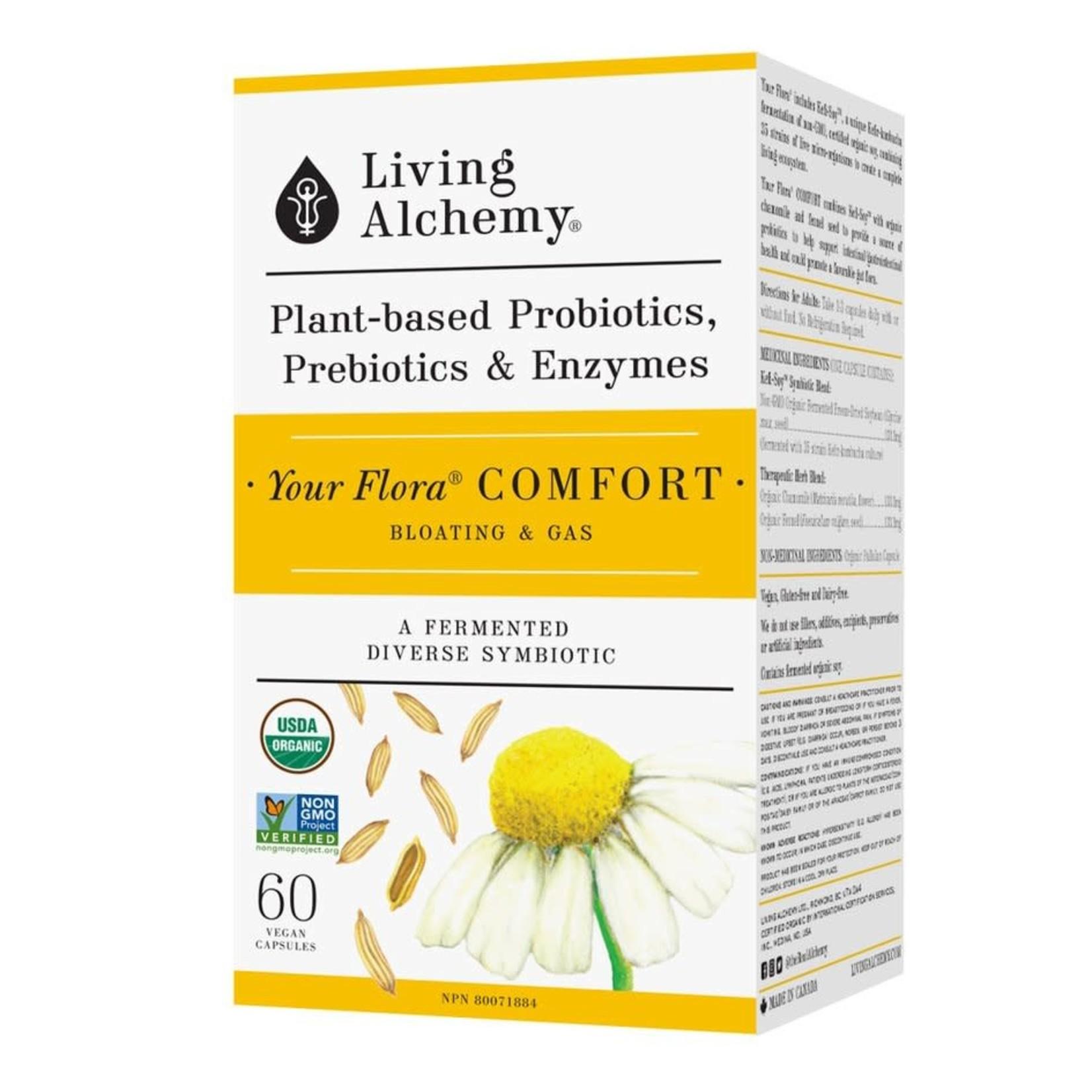 Living Alchemy Living Alchemy Your Flora - Comfort