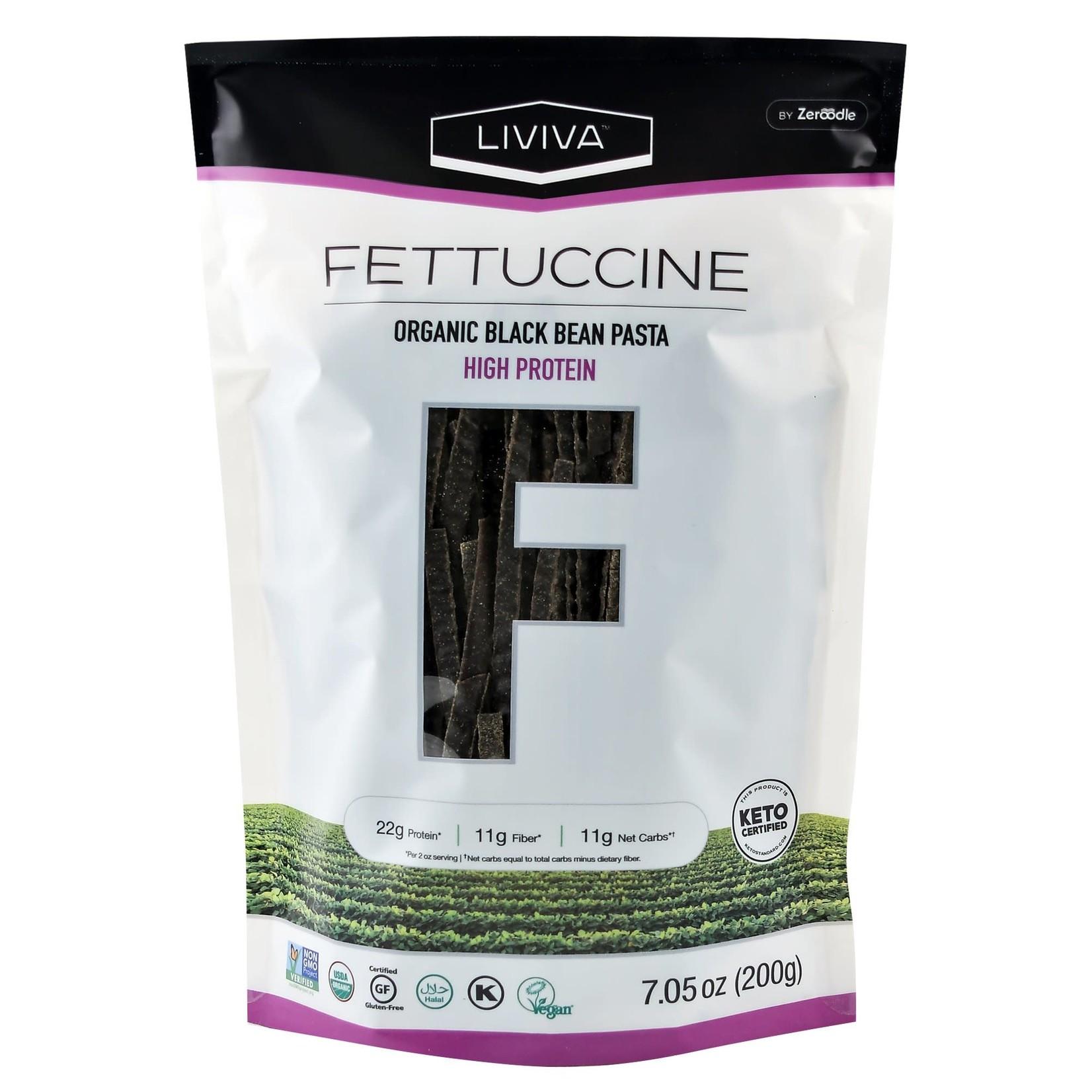 Liviva Liviva Black Bean Fettuccine