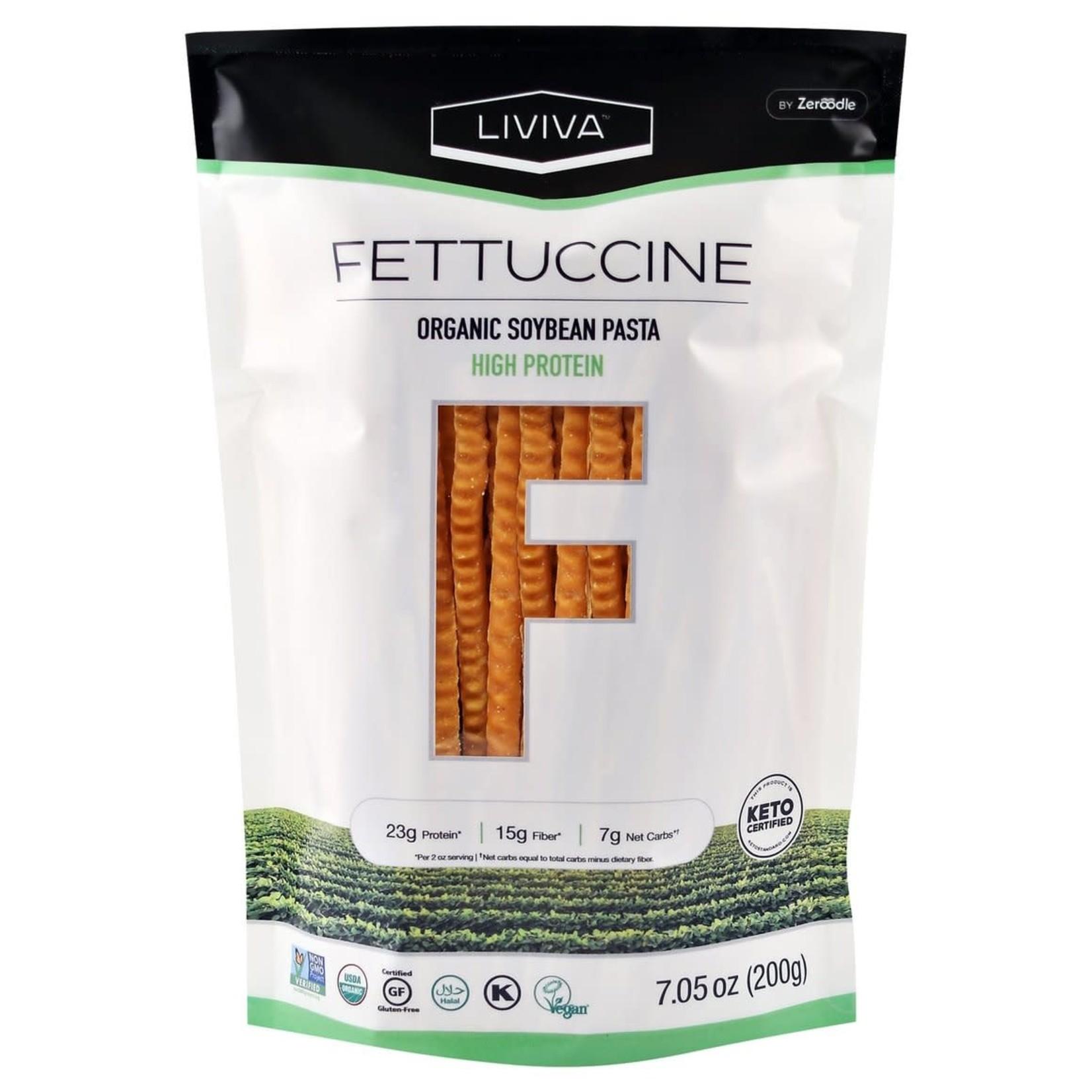 Liviva Liviva Soy Bean Fettuccine