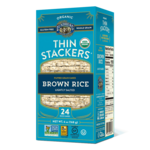 Lundberg Family Farms Lundberg Brown Rice Stackers - Lightly Salted