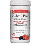 W. Gifford-Jones Medi C Plus 600g powder - Berry flavoured