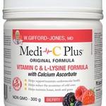 W. Gifford-Jones Medi C Plus 300g powder - Berry flavoured