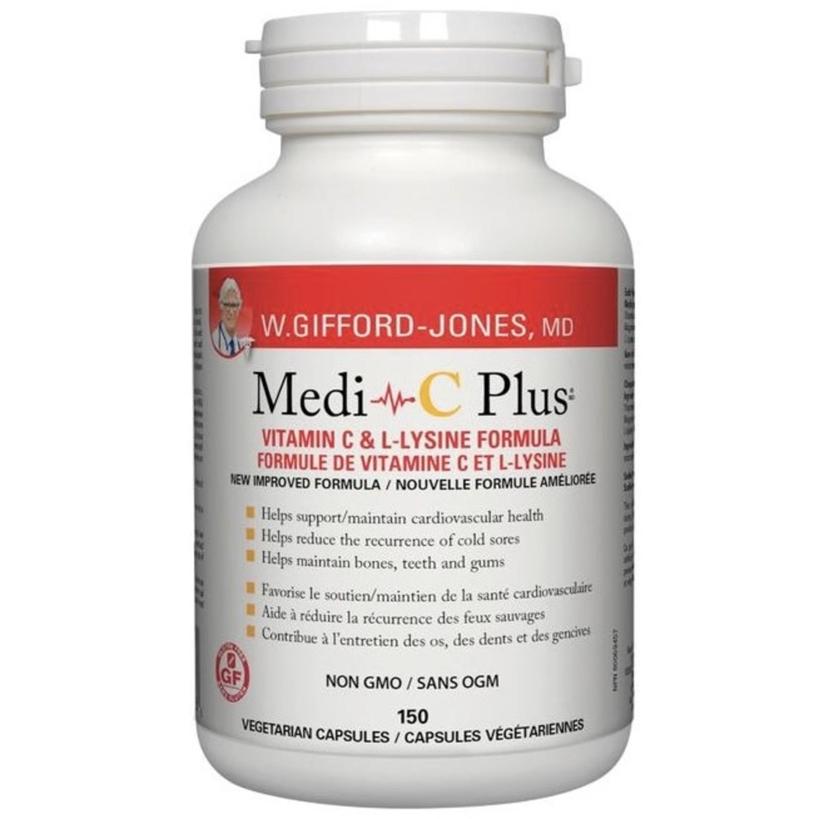 W. Gifford-Jones Medi C Plus 150 caps