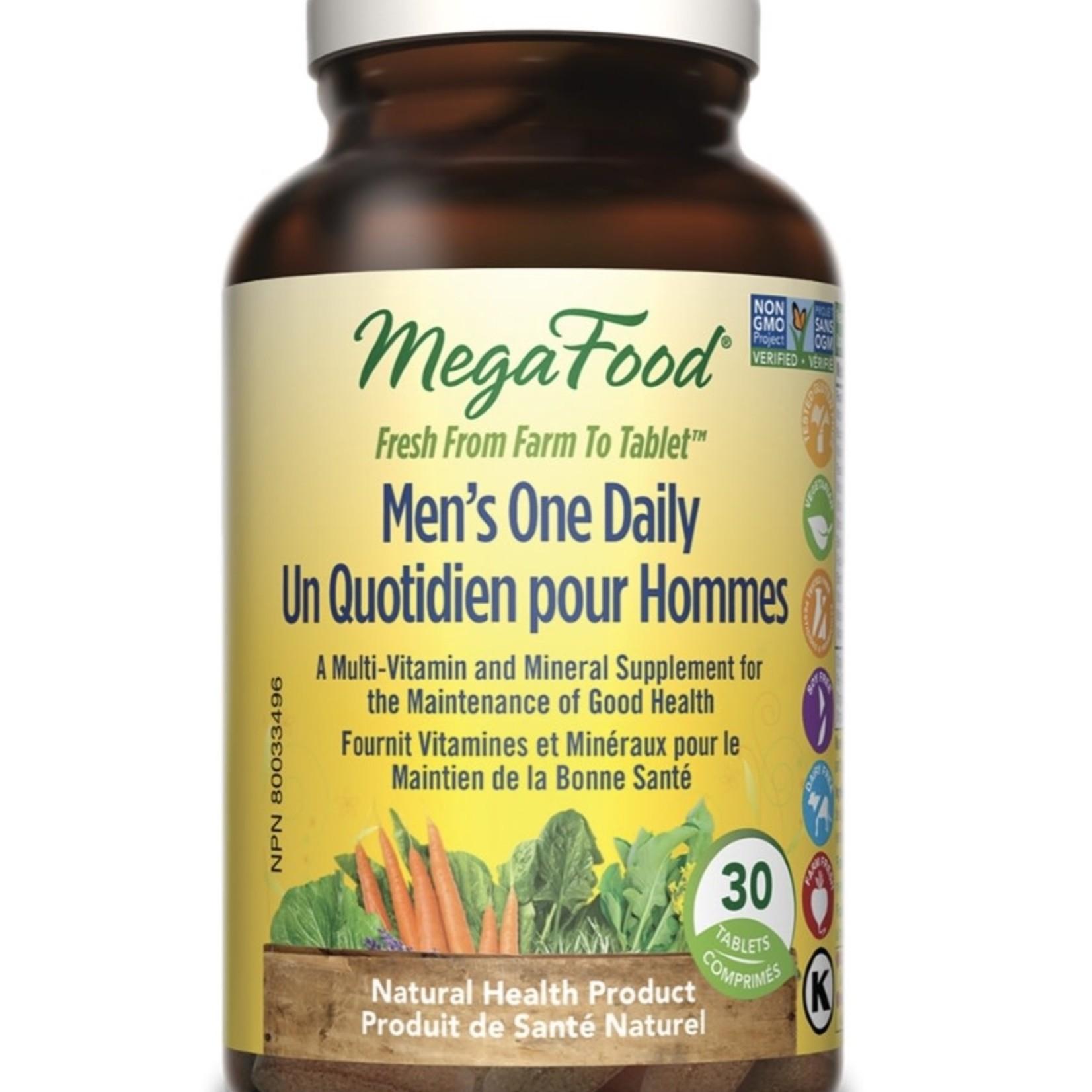 MegaFood MegaFood Men's One Daily 30 tabs