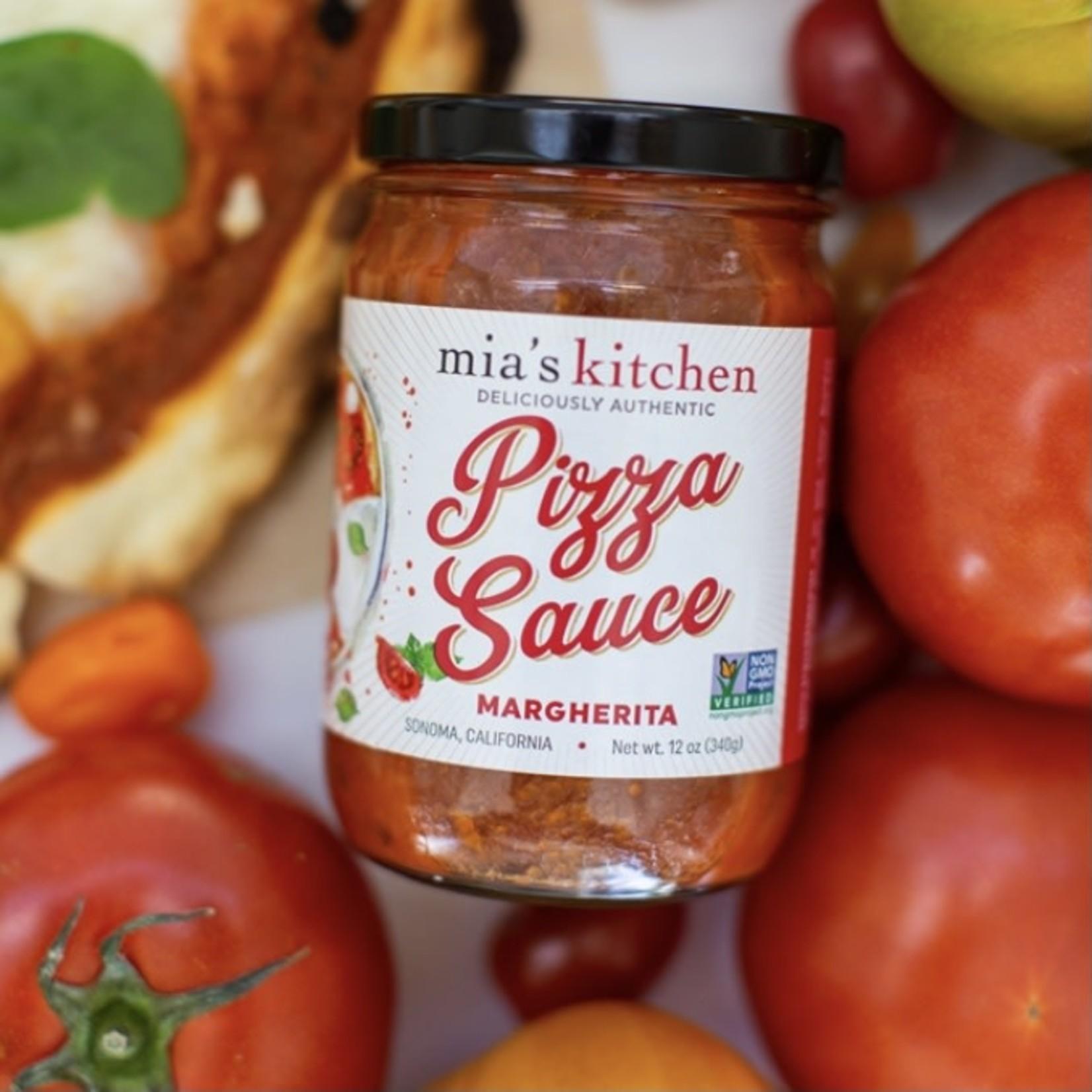 Mia's Kitchen Mia's Kitchen Margherita Pizza Sauce 340ml