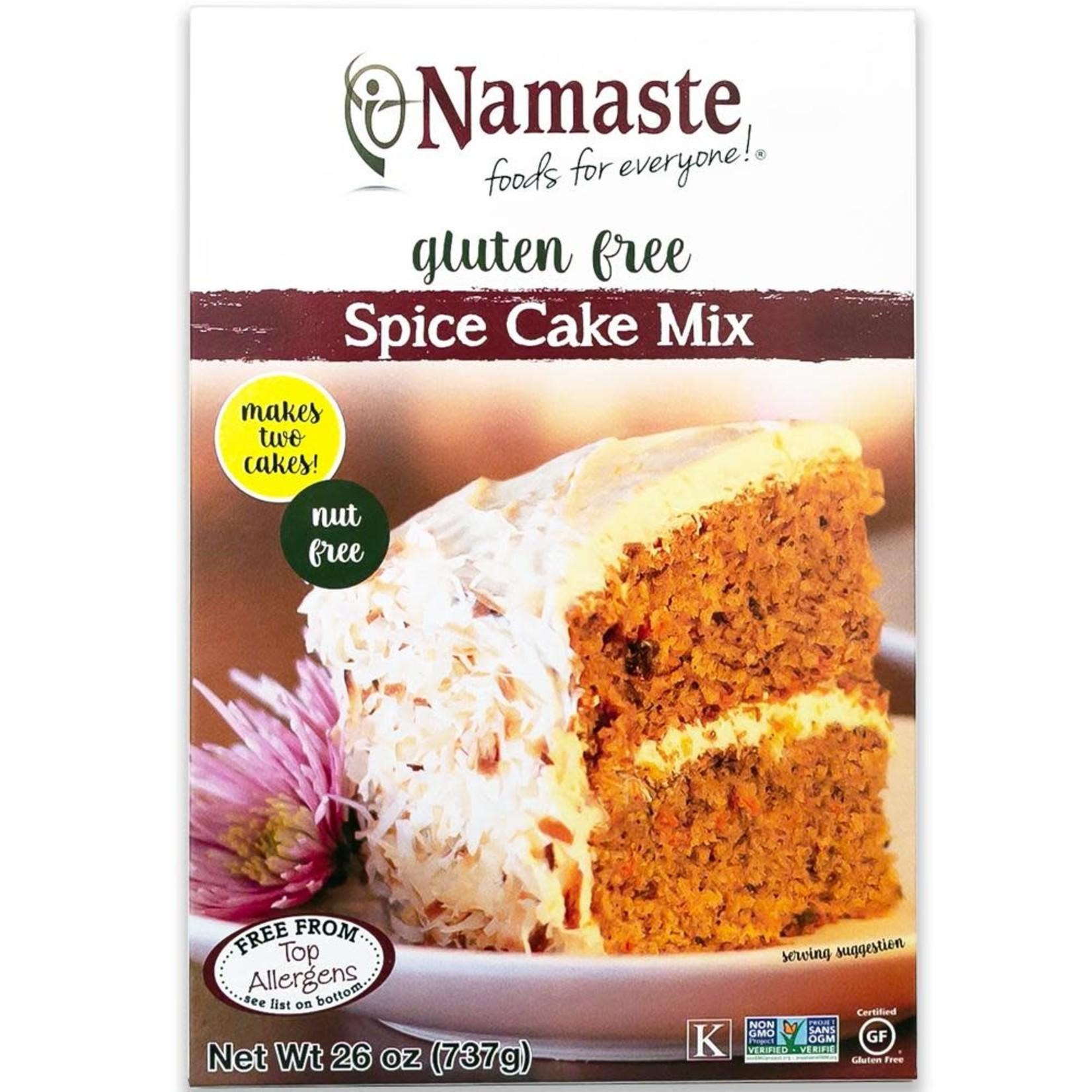 Namaste Namaste Gluten Free Spice Cake Mix