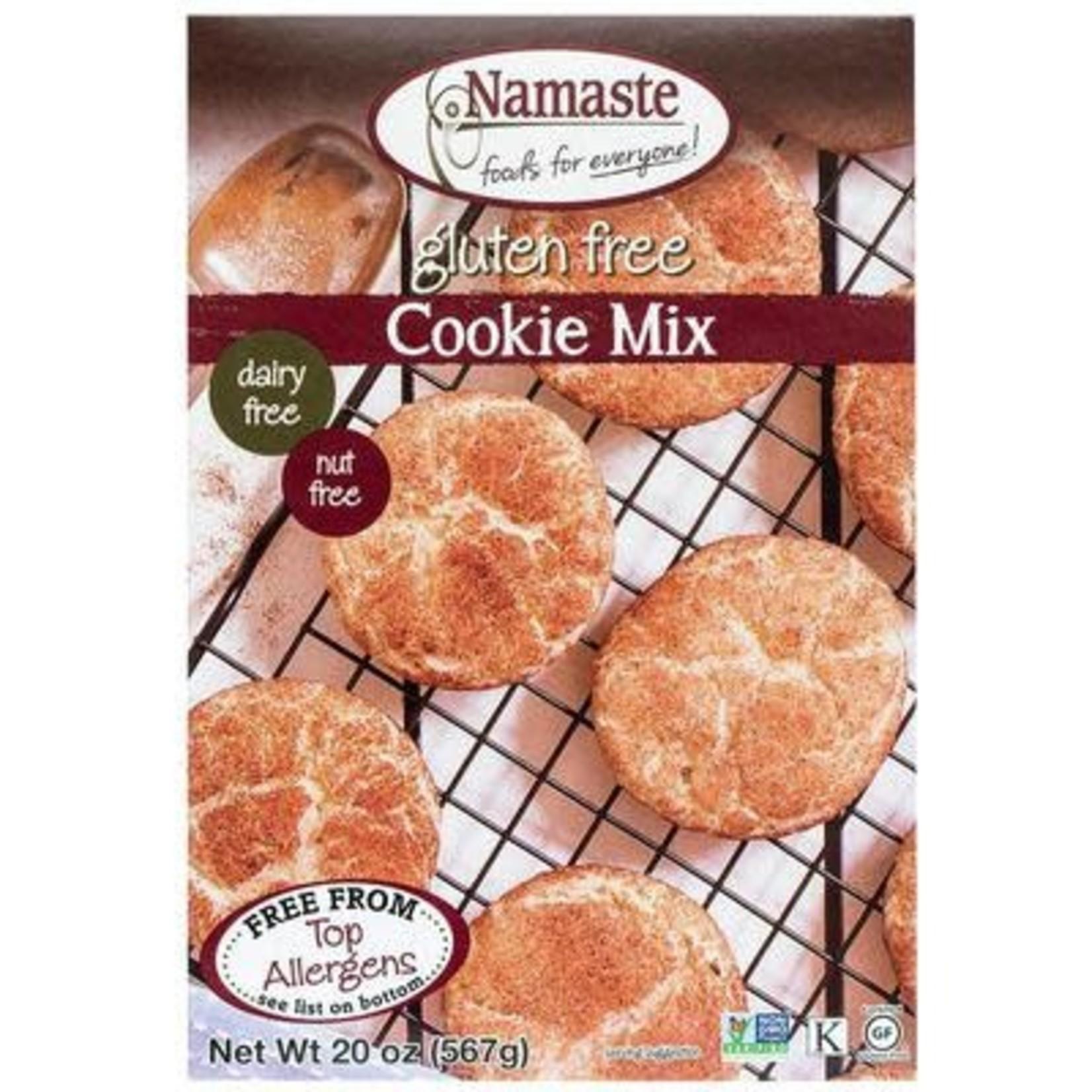 Namaste Namaste Gluten Free Cookie Mix