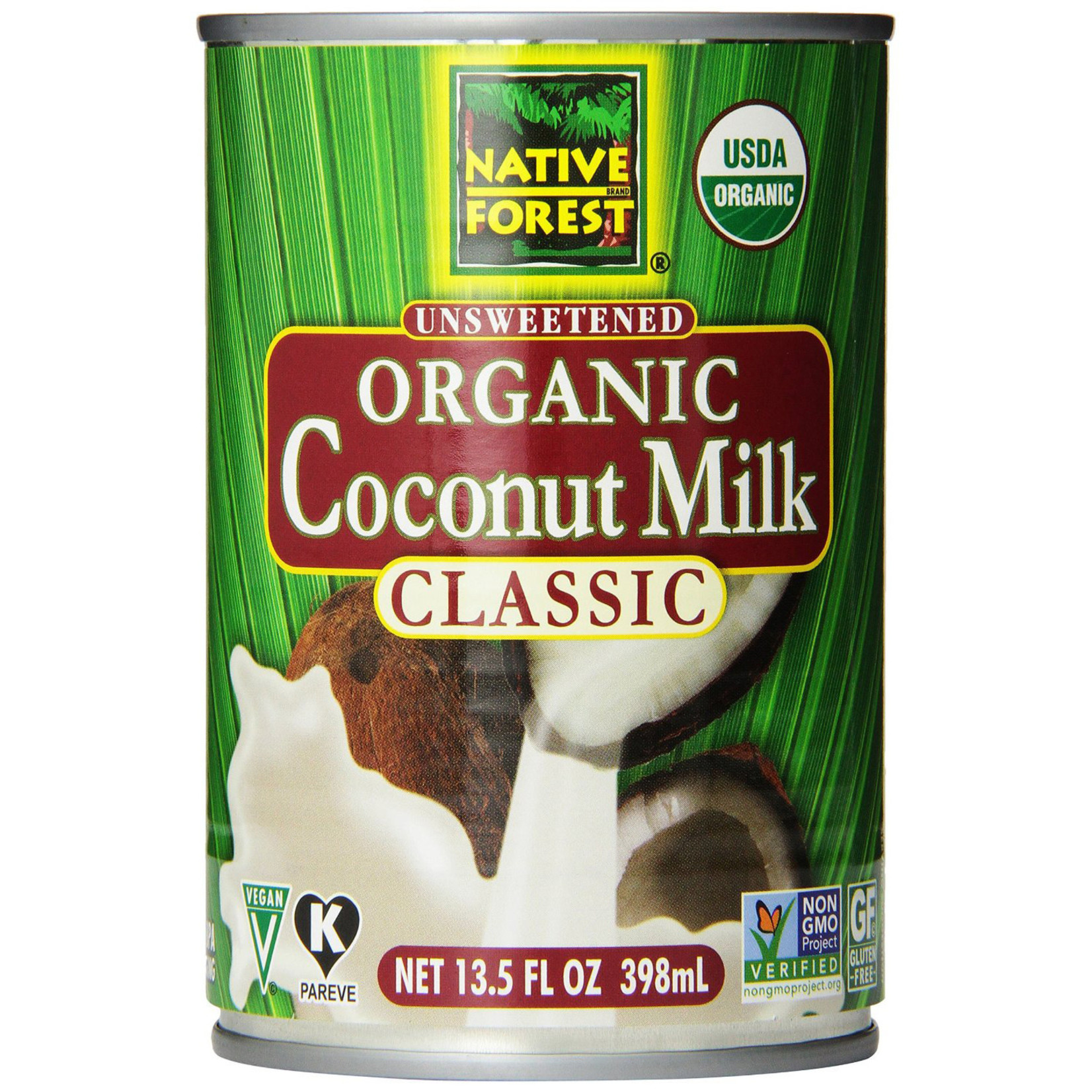 Native Forest Native Forest Organic Coconut Milk
