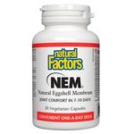 Natural Factors Natural Factors NEM 500mg 30caps