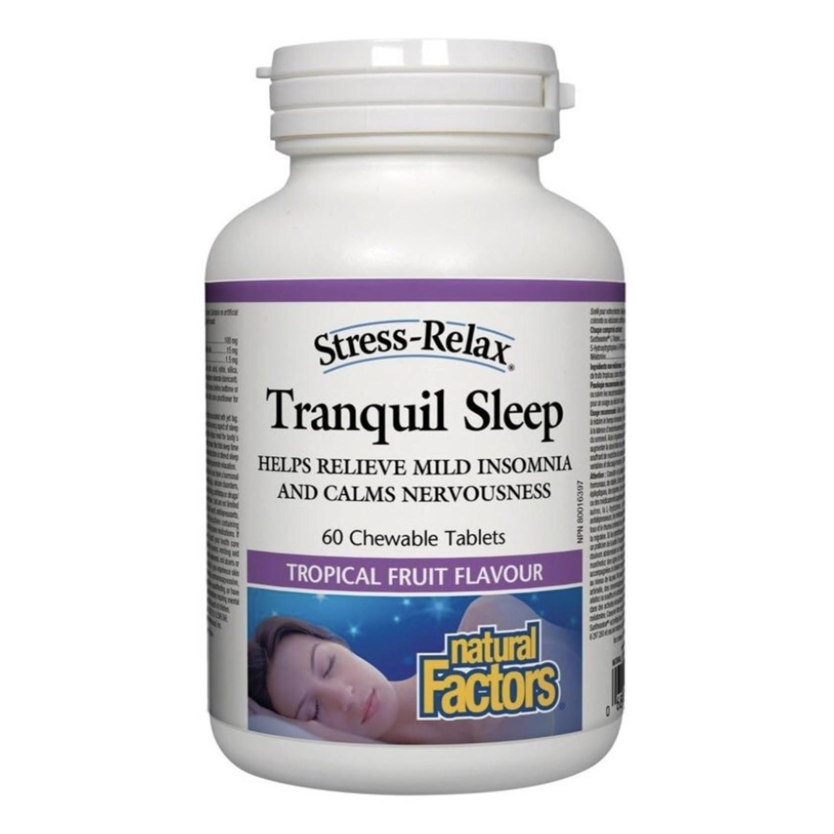 Natural Factors Natural Factors Tranquil Sleep 60 tabs