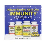 Natural Factors Natural Factors All-in-One Immunity Start Up Kit