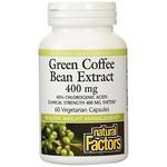 Natural Factors Natural Factors Green Coffee Bean Extract 60 caps