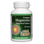 Natural Factors Natural Factors Complete Megazymes 90 tabs