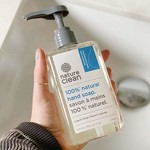 Nature Clean Nature Clean Fragrance Free Hand Soap 500ml