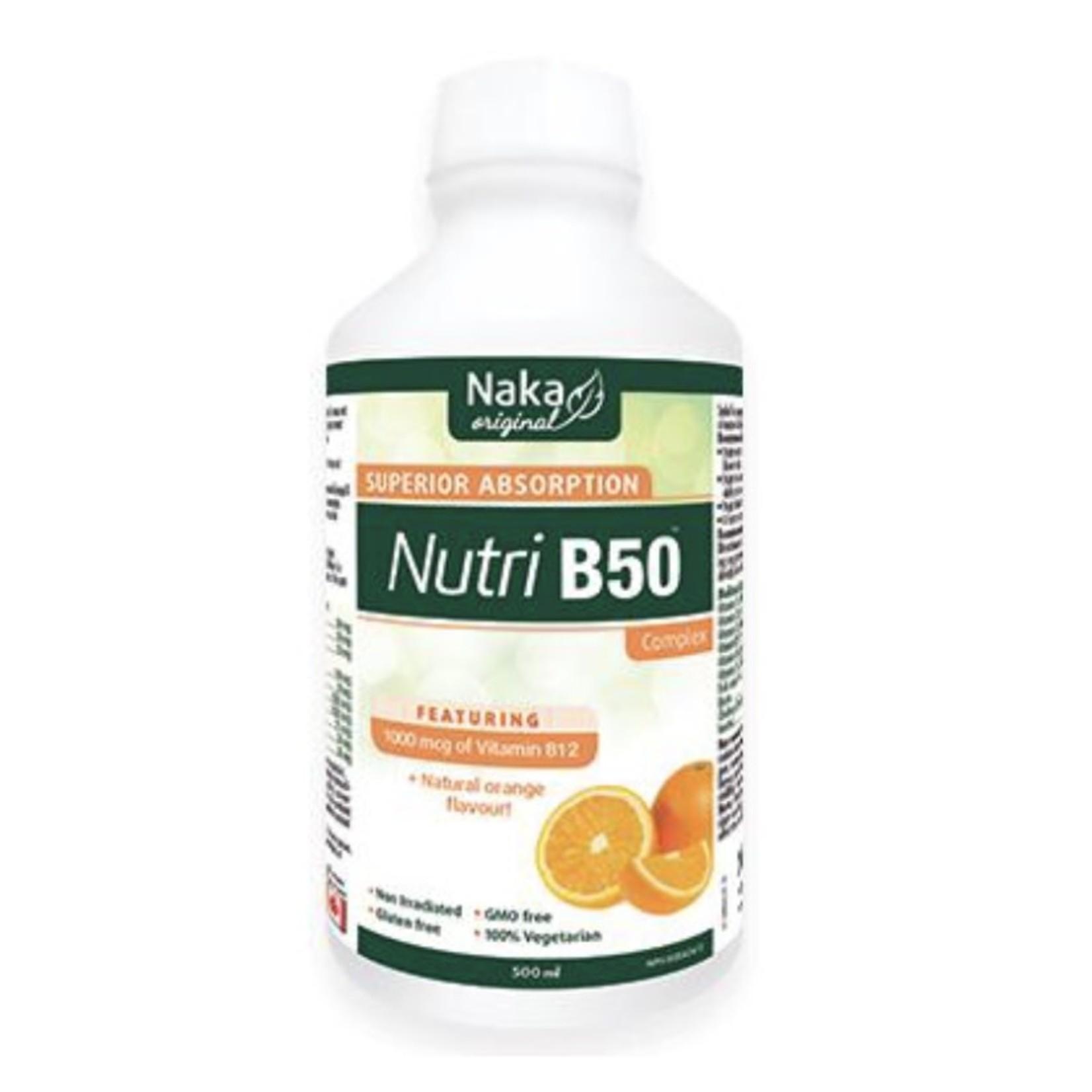 Naka Naka Nutri B50 500ml
