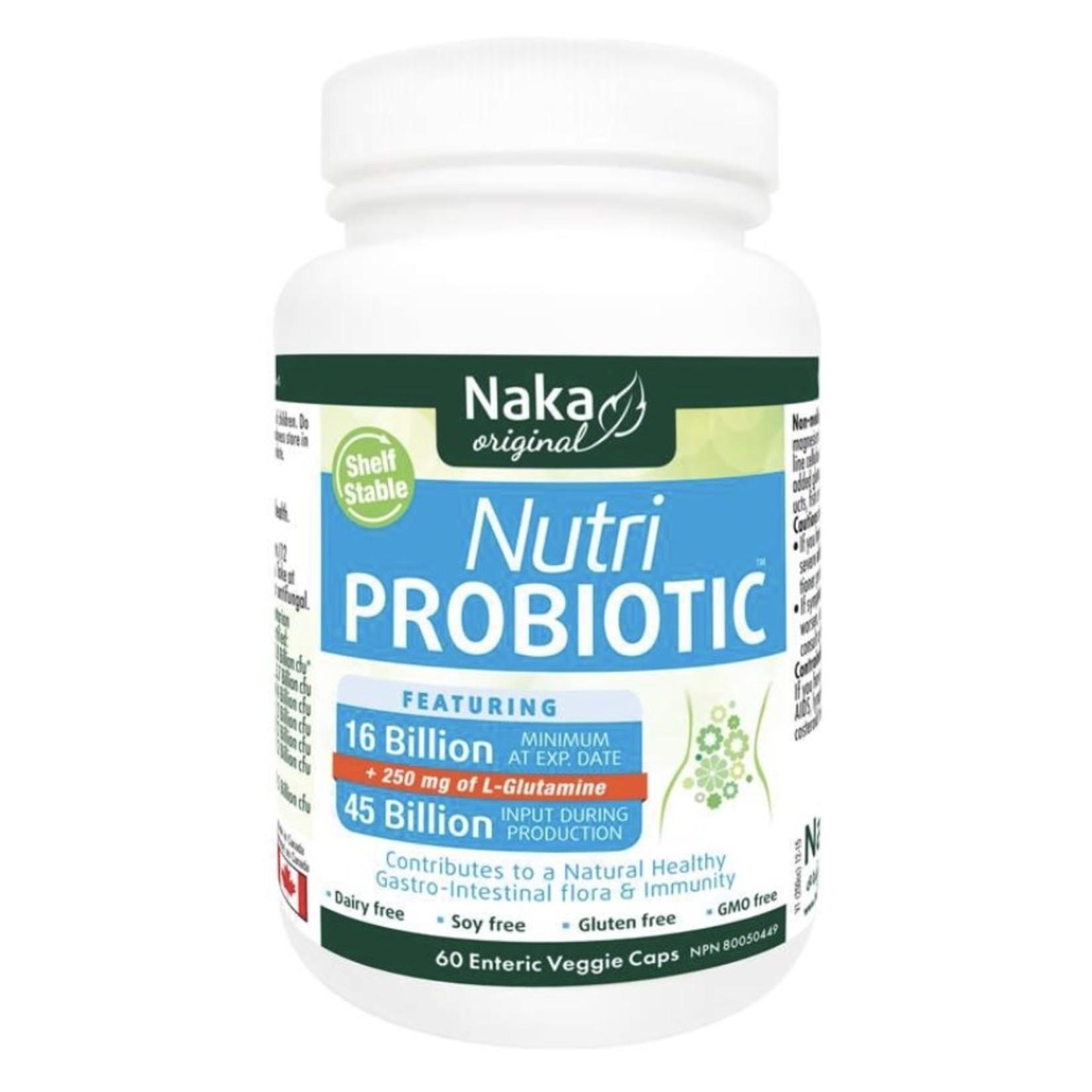 Naka Naka Nutri Probiotic 60 caps