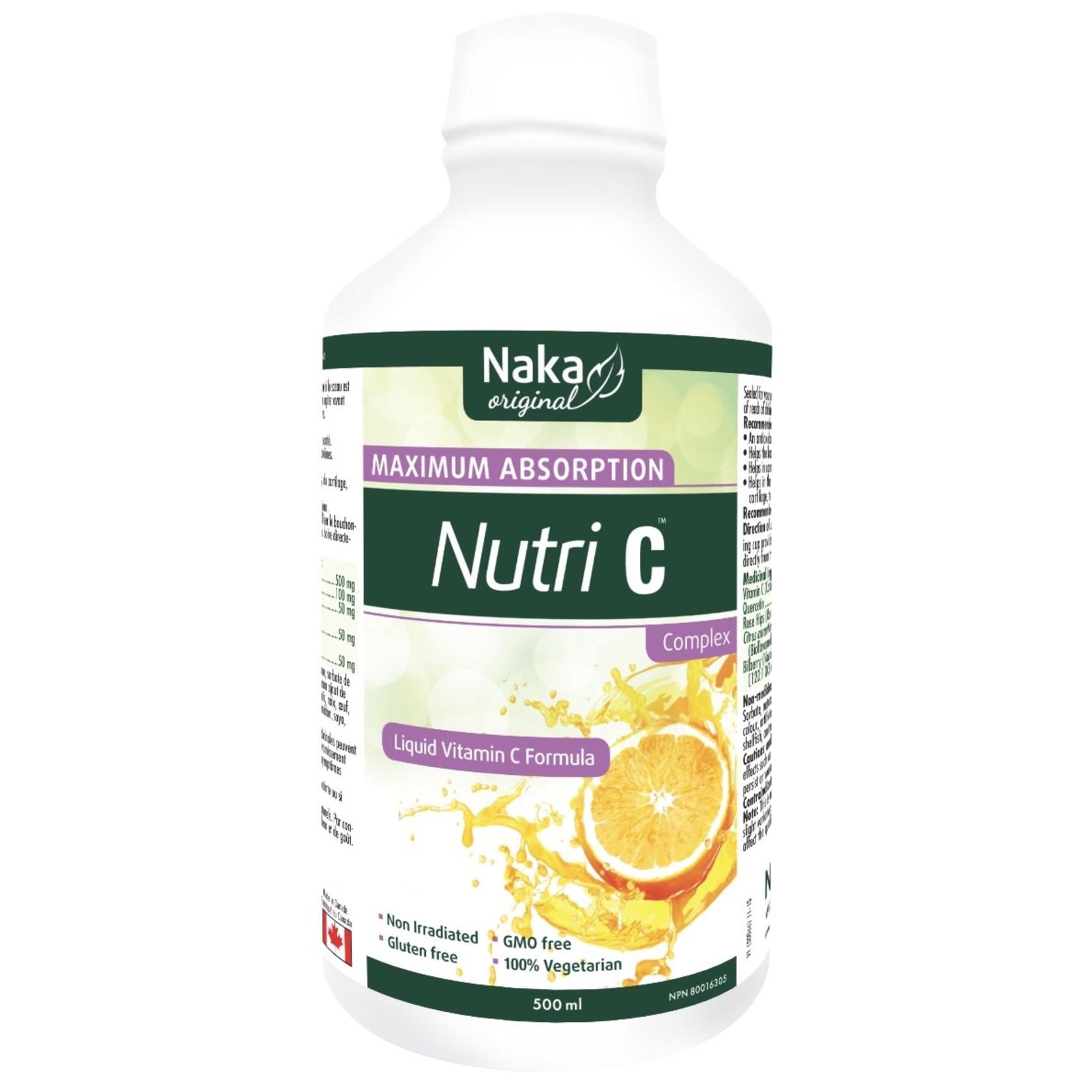 Naka Naka Nutri C 500ml