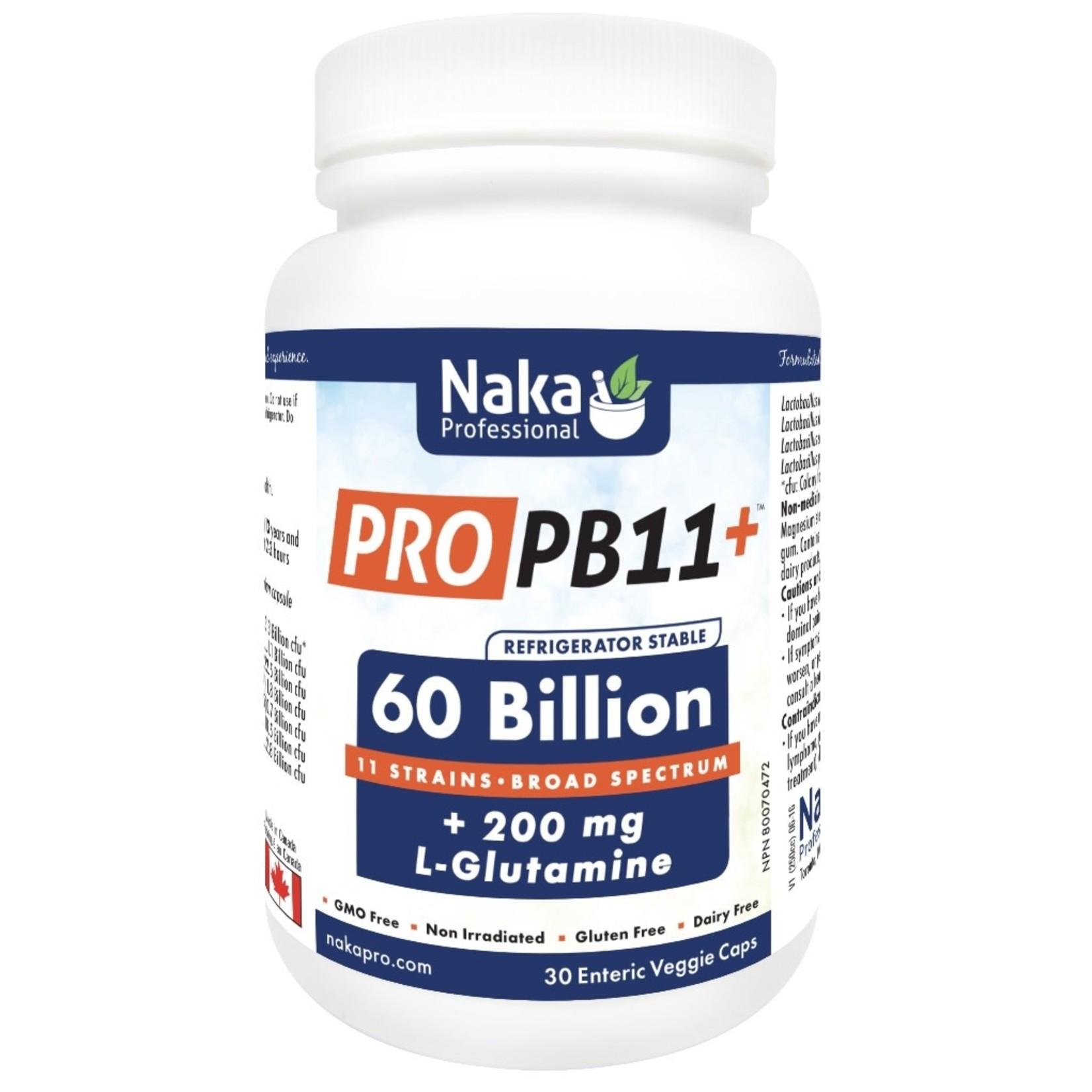Naka Naka Pro PB11 60 billion Probiotic