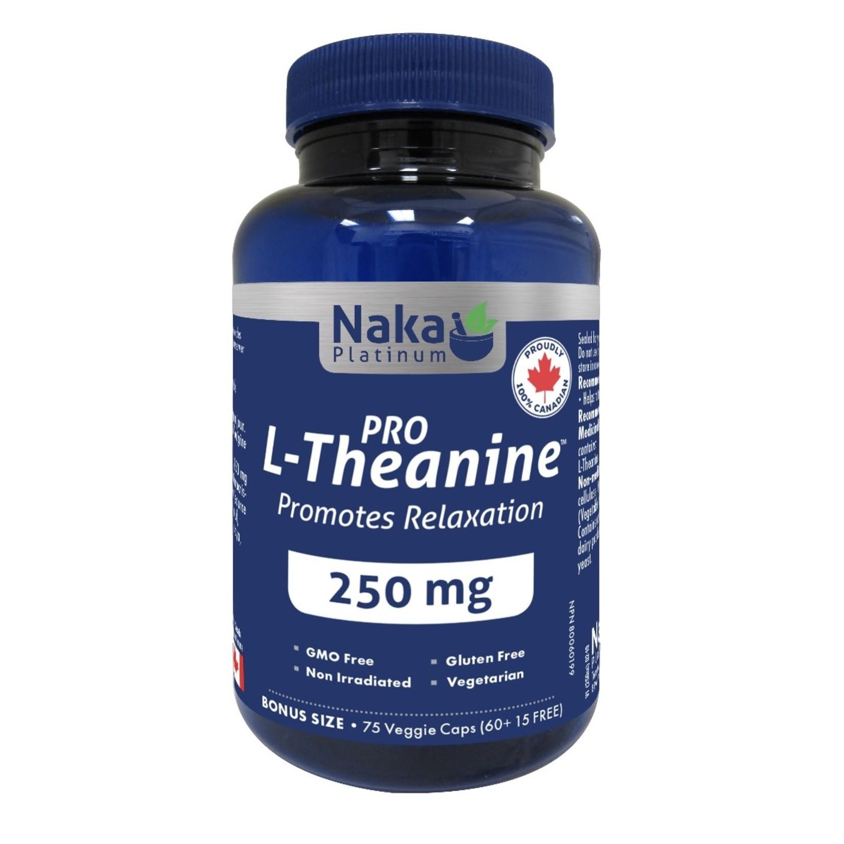 Naka Naka Pro L-Theanine 75 caps