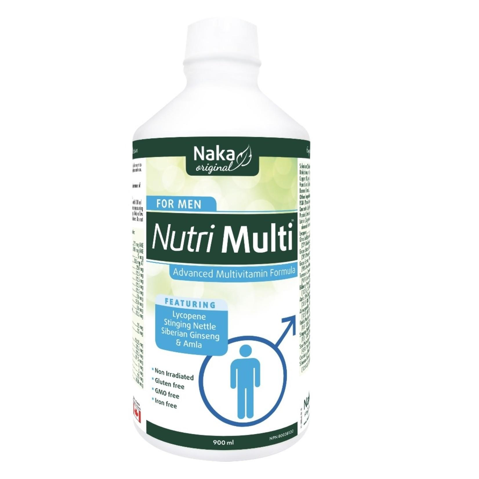 Naka Naka Men's Nutri Multi 900ml