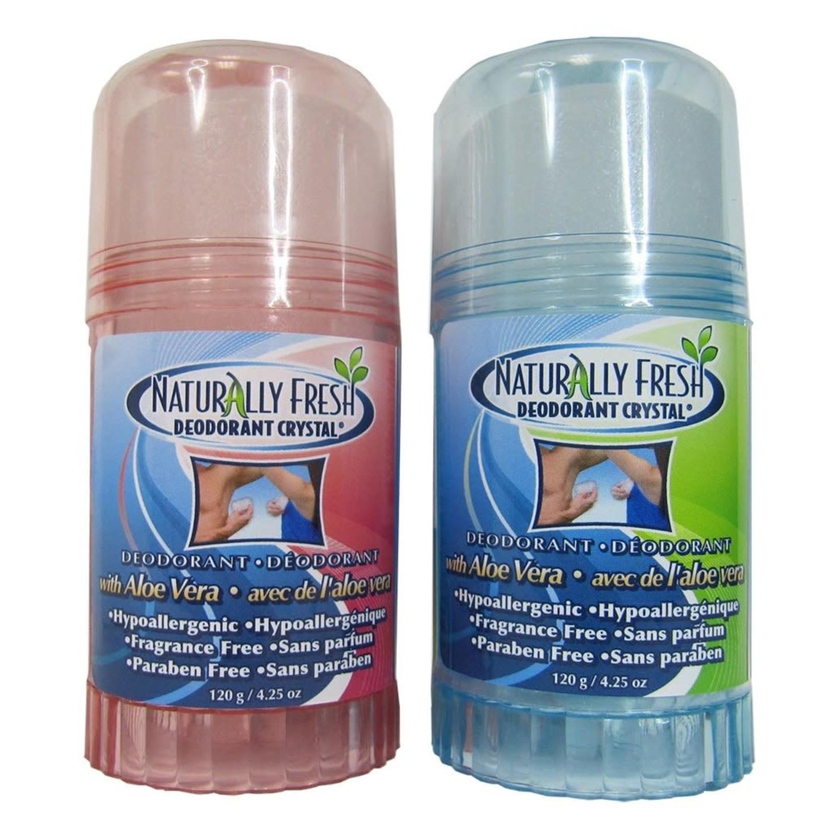 Naturally Fresh Naturally Fresh Fragrance Free Deodorant Crystal 120g