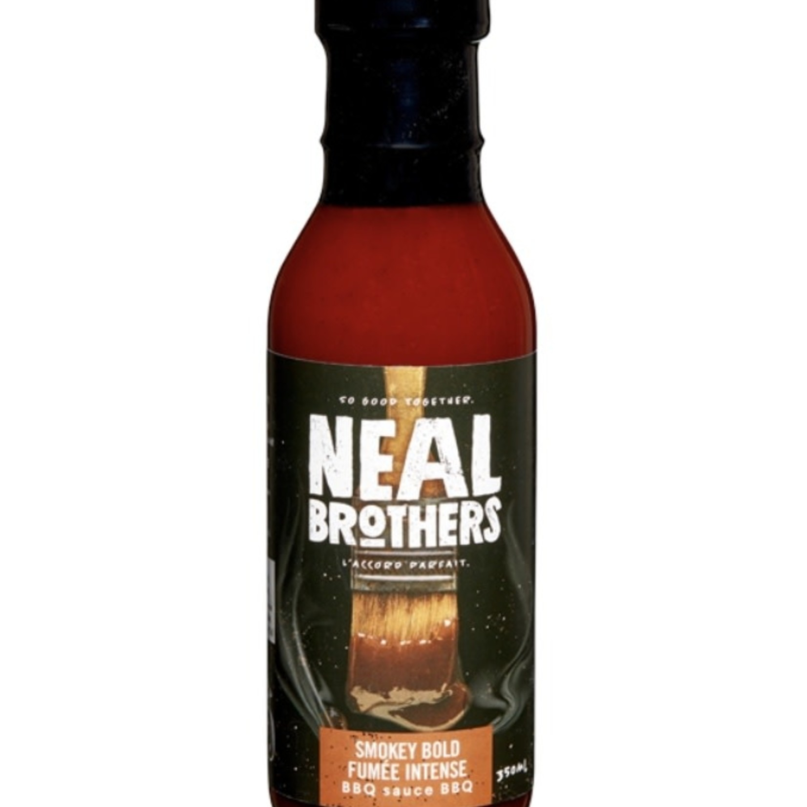 Neal Brothers Neal Brothers Smokey Bold BBQ Sauce