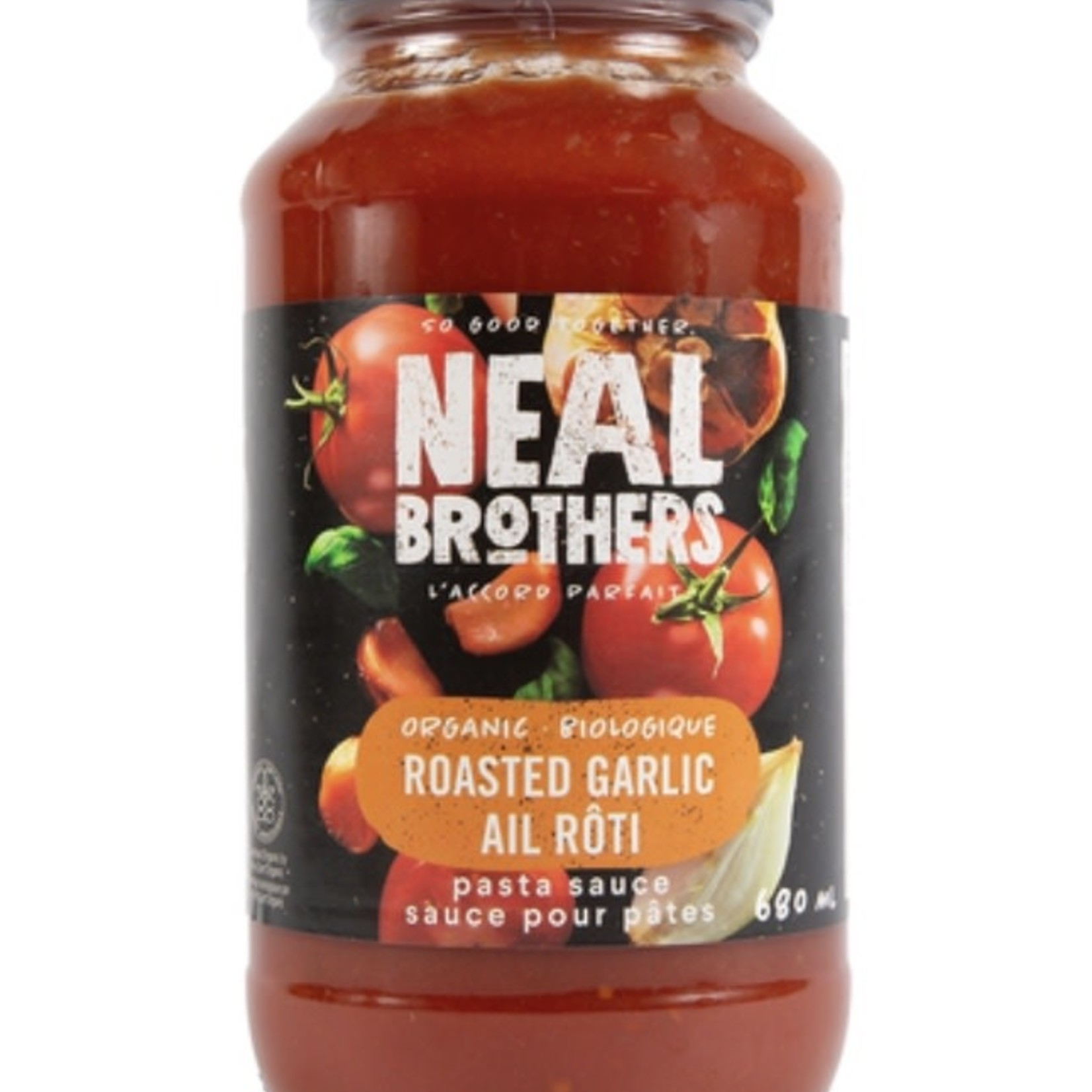 Neal Brothers Neal Brothers Roasted Garlic Pasta Sauce