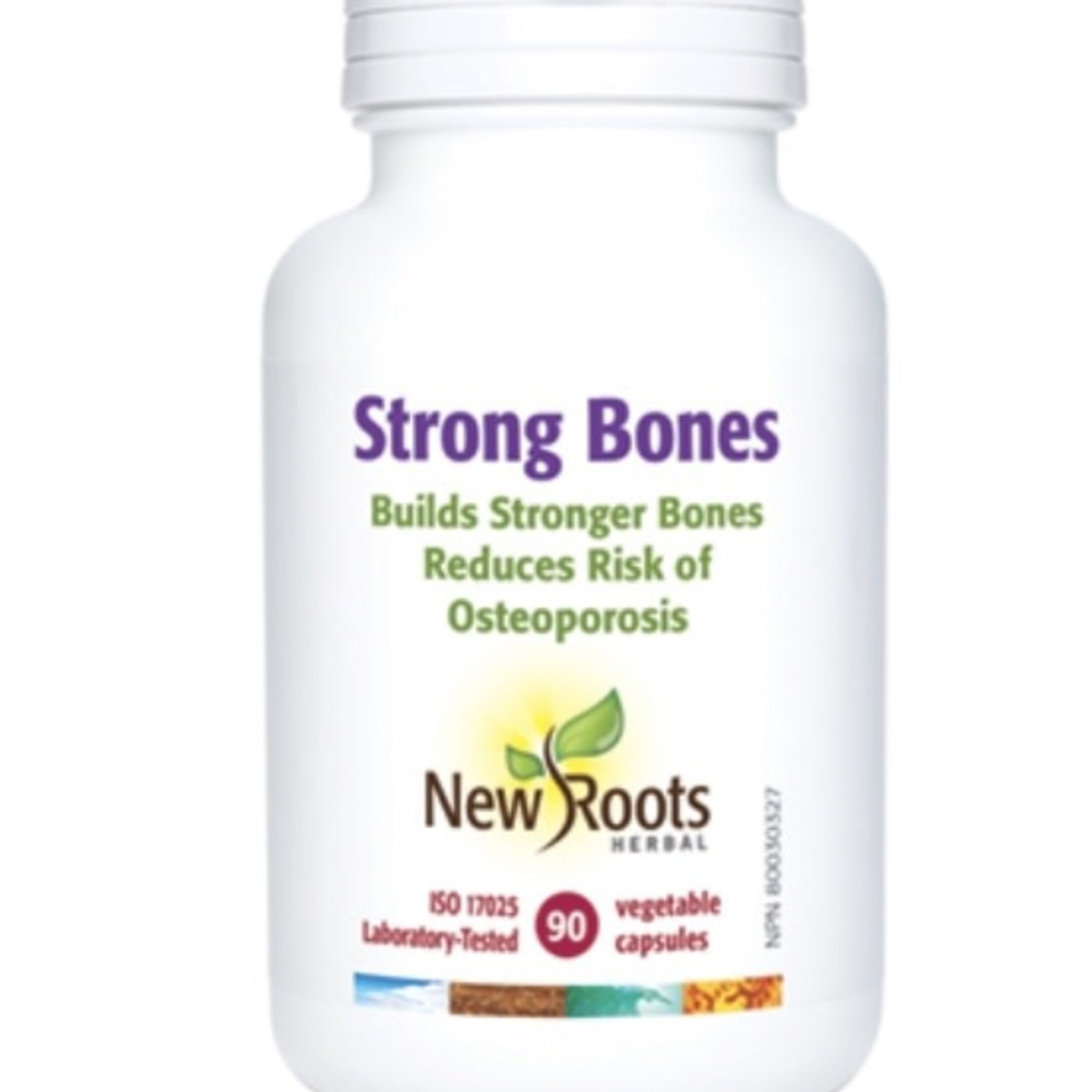New Roots New Roots Strong Bones 90 capsules