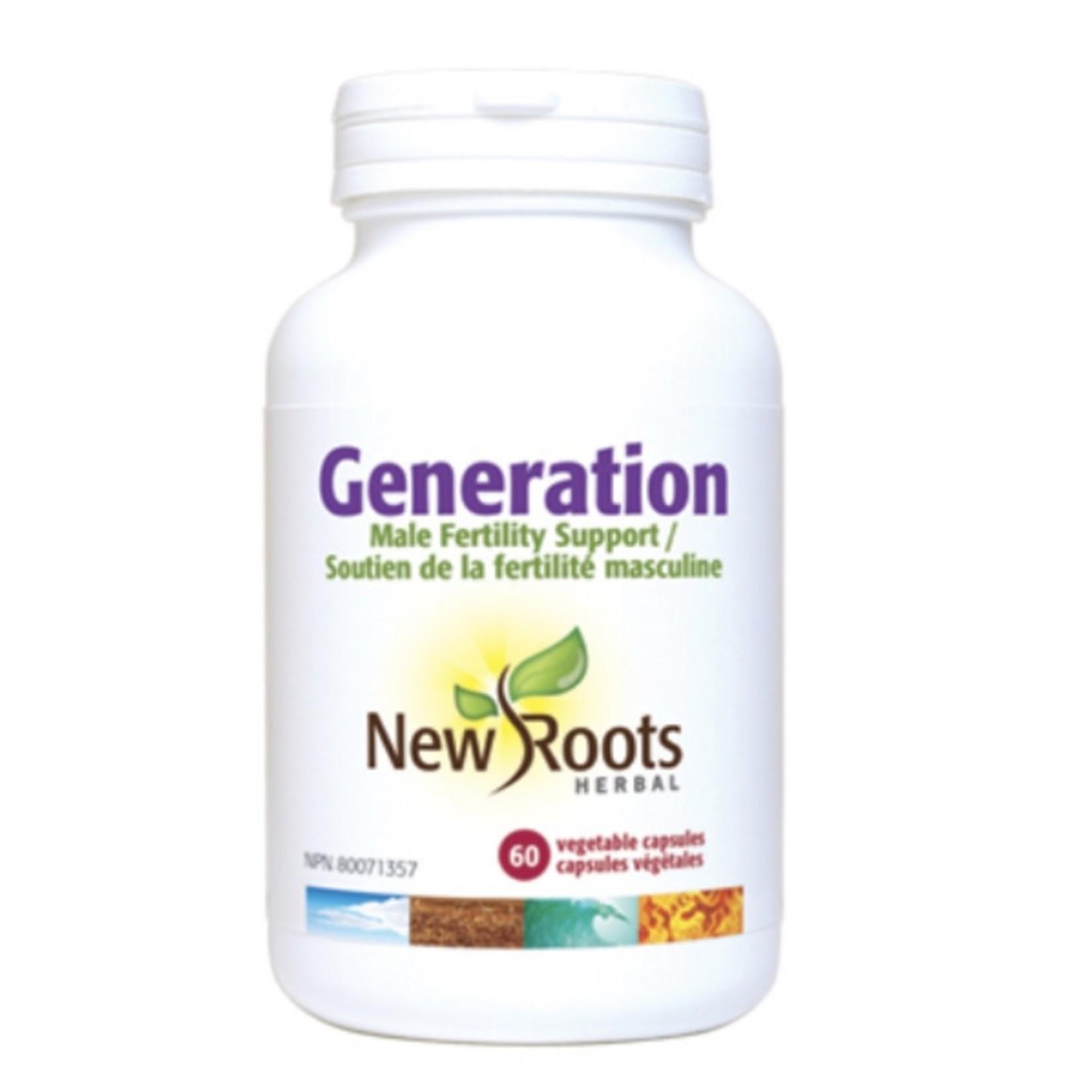 New Roots New Roots Generation 60 caps