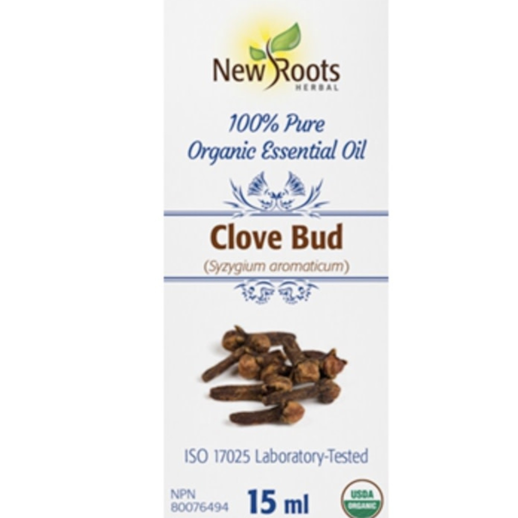 New Roots New Roots Clove Bud Essential Oil 15ml