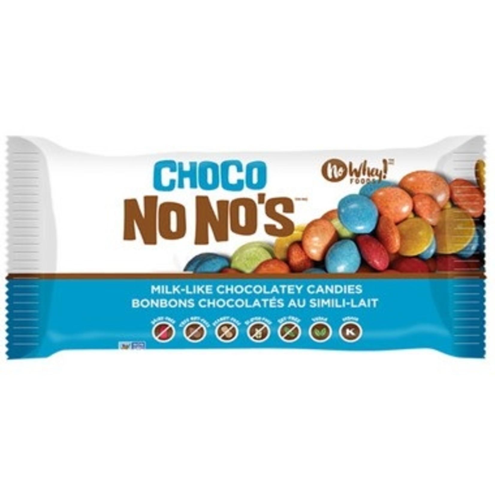 No Whey! No Whey! Choco NoNo's