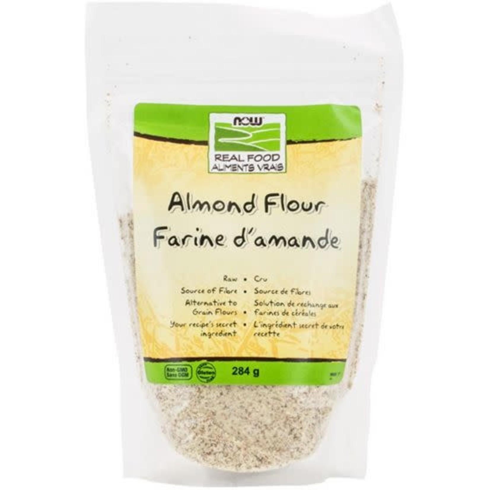 Now Now Almond Flour 284g
