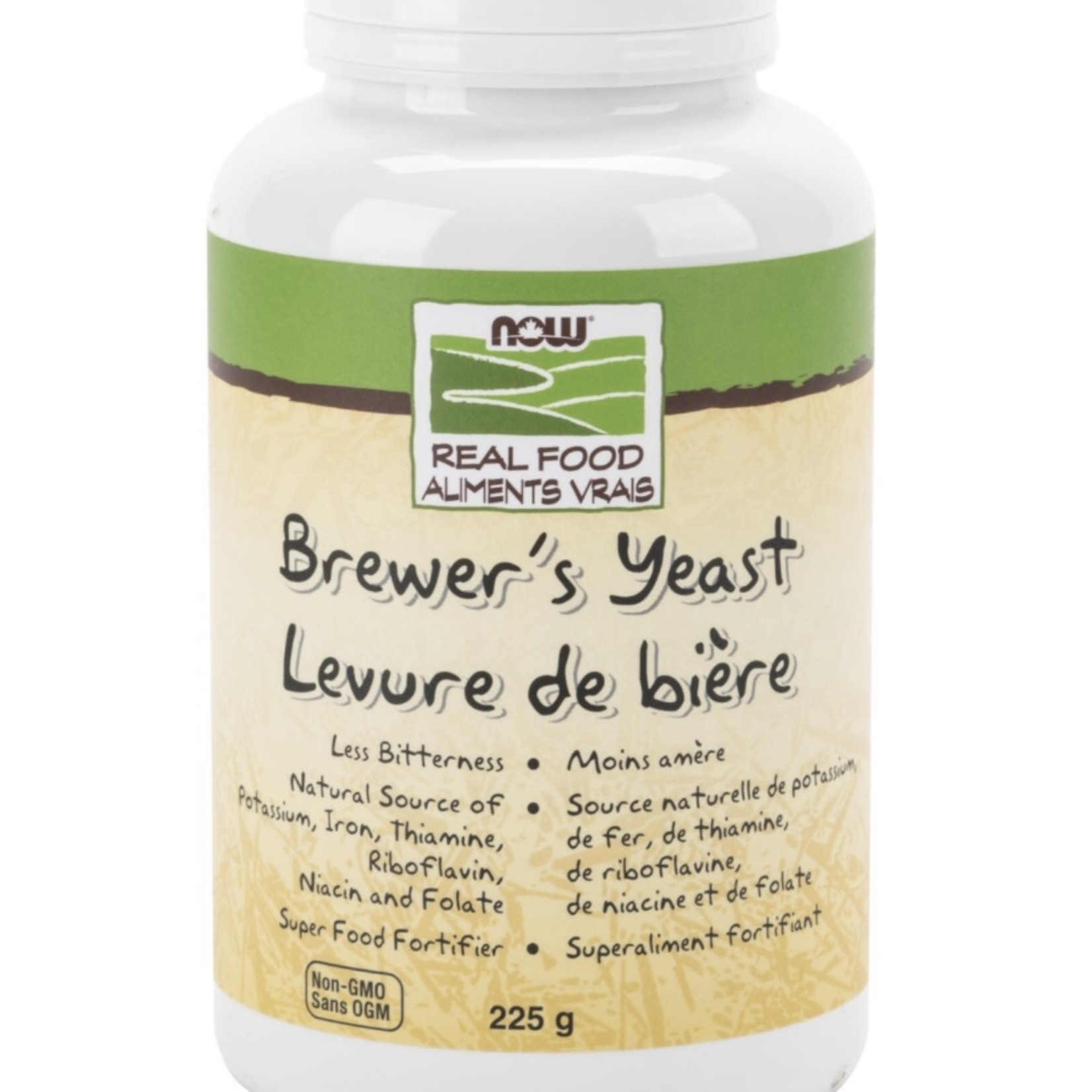 Now Now Brewer's Yeast 225g