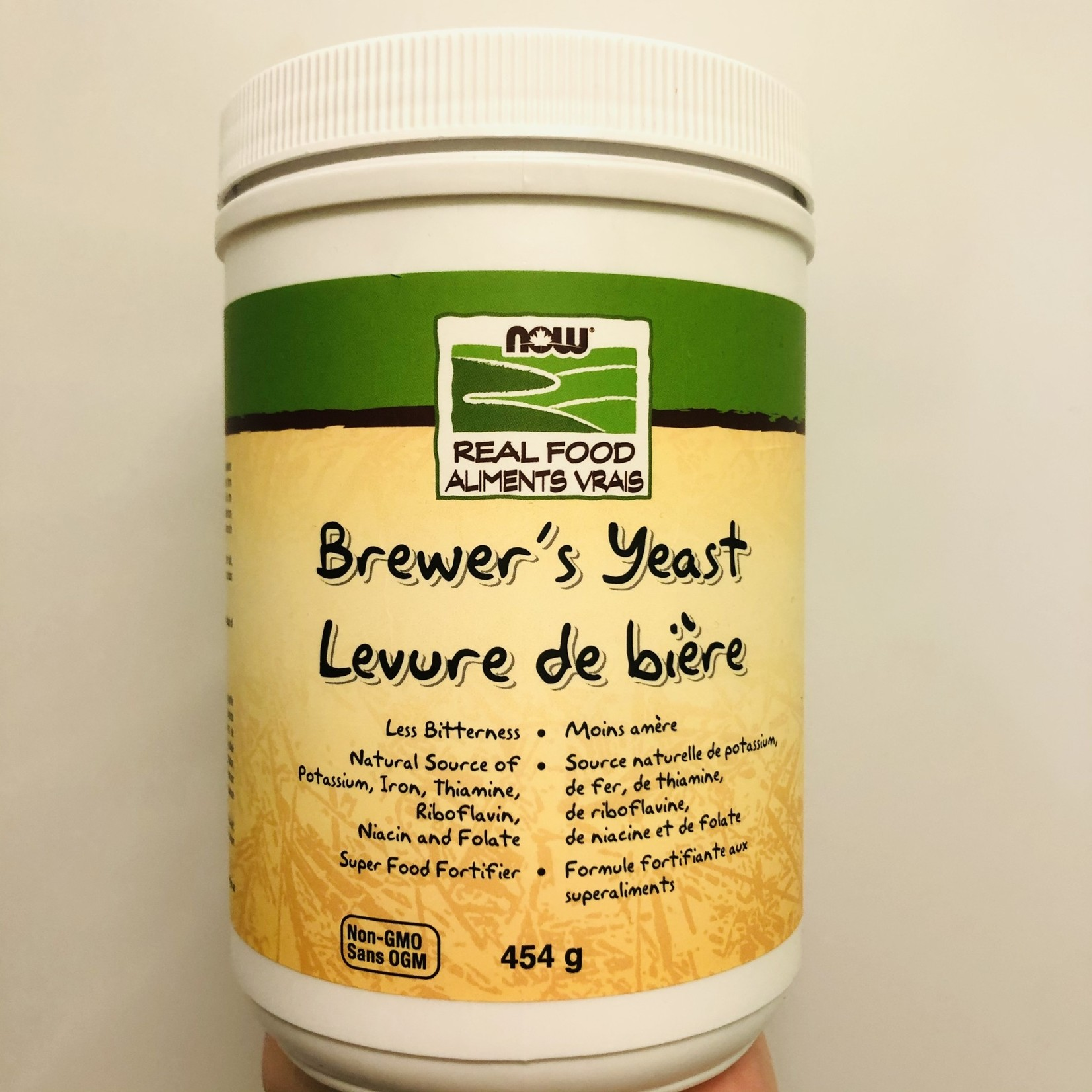 Now Now Brewer's Yeast 454g