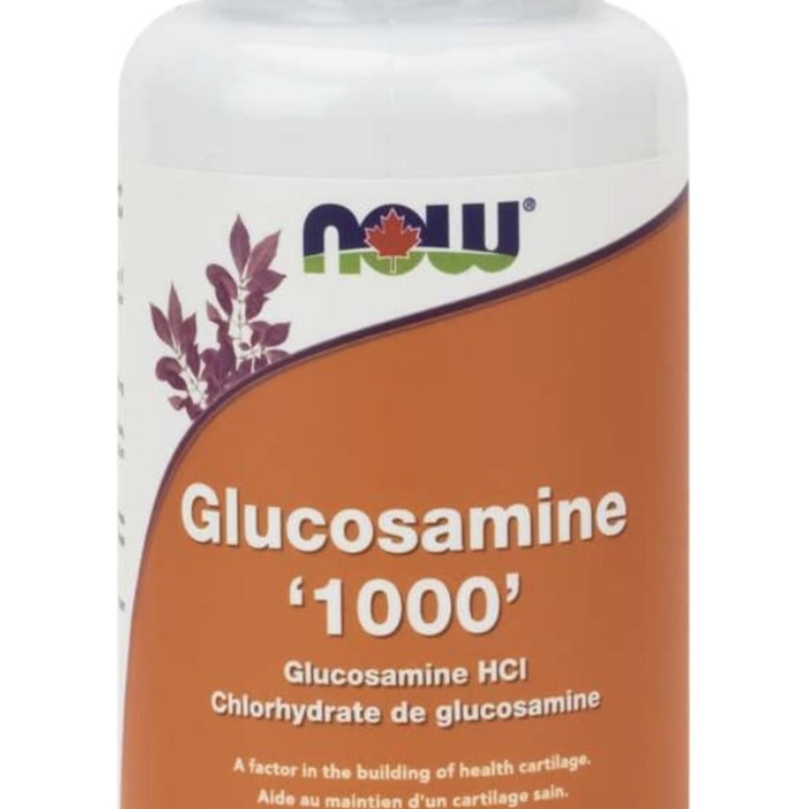 Now Now Glucosamine 1000 60 caps