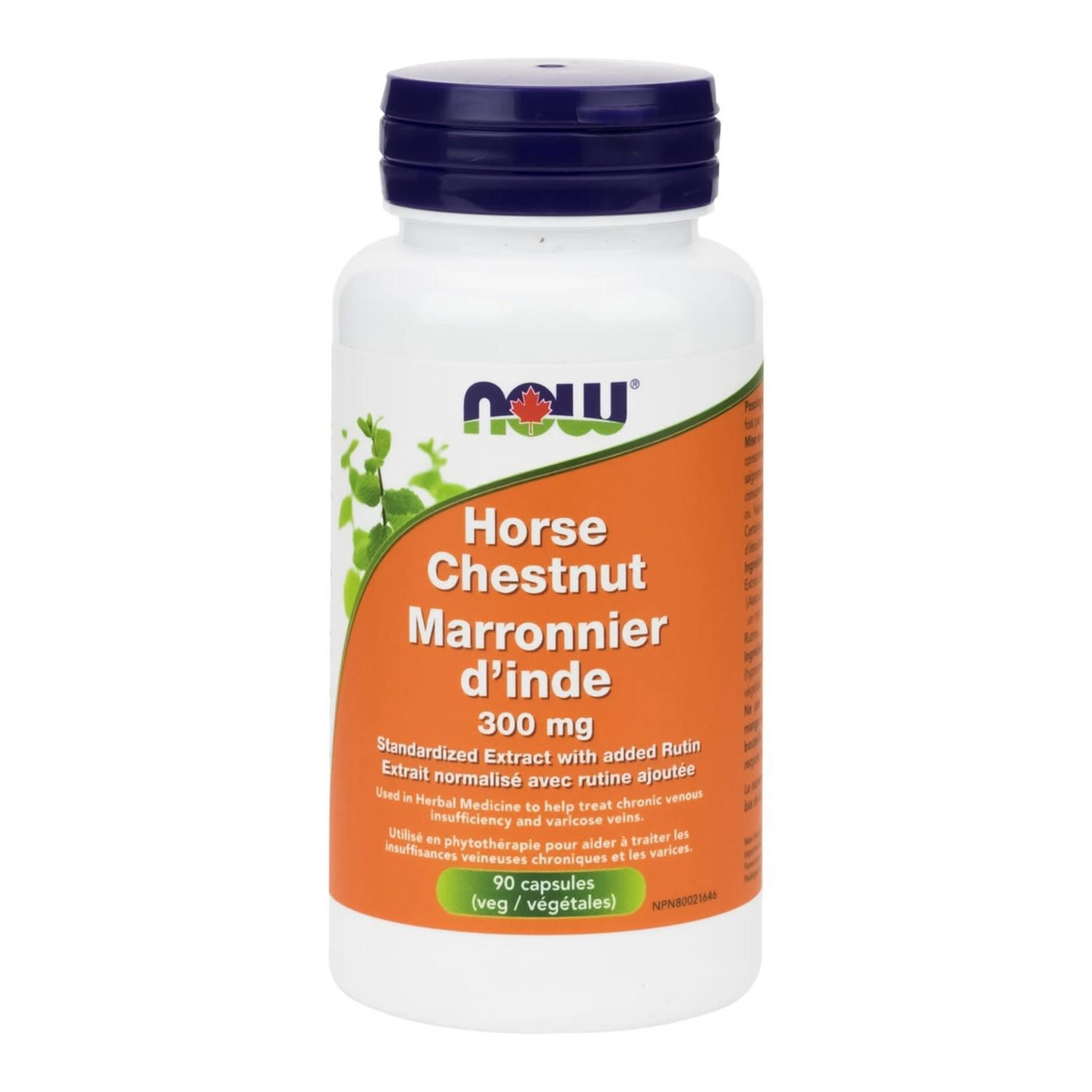 Now Now Horse Chestnut 300mg 90 caps