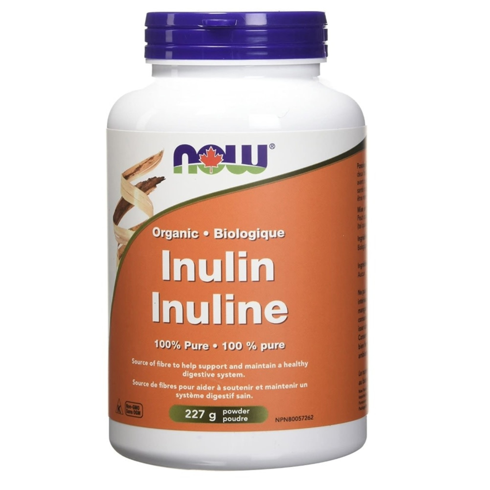 Now Now Inulin 227g powder