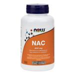 Now Now NAC 600mg 100 caps