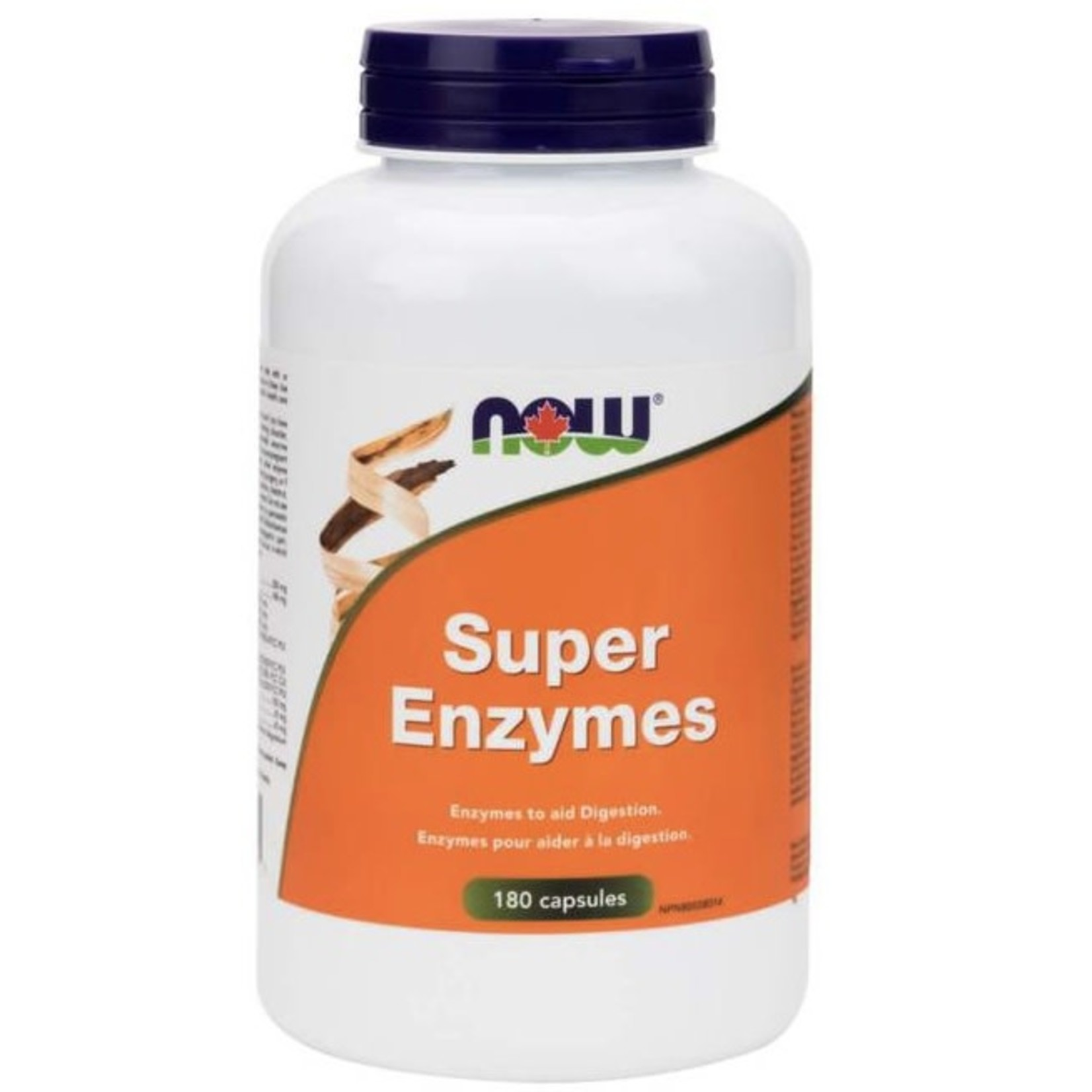 Now Now Super Enzymes 180 caps